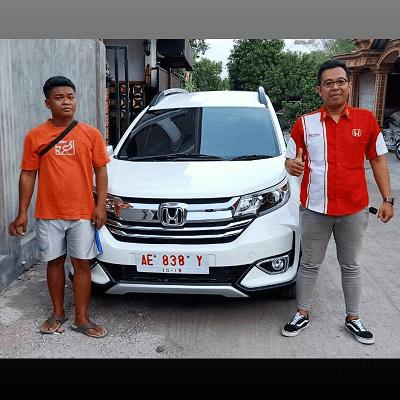 Serah Terima Mobil Dealer Honda Madiun DADANK (1)