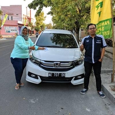 Serah Terima Mobil Dealer Honda Madiun DADANK (15)