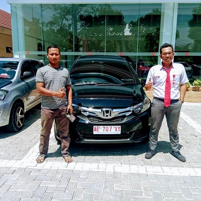 Serah Terima Mobil Dealer Honda Madiun DADANK (2)