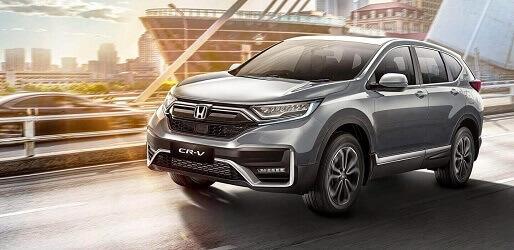 Produk Honda CRV Di Dealer Honda Madiun